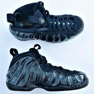 Nike 2018 Air Foamposite One Obsidian Navy Glitter